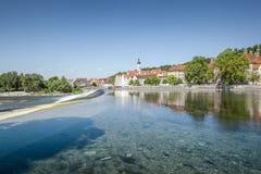 Landsberg am Lech Royalty Free Stock Photography