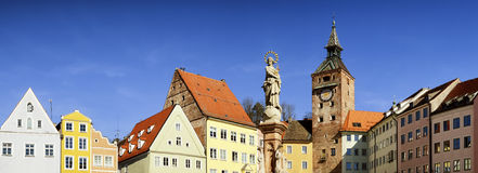 Landsberg am Lech Royalty Free Stock Images