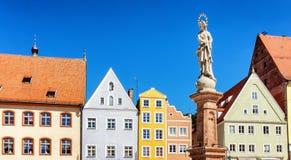 Landsberg am Lech Royalty Free Stock Photos