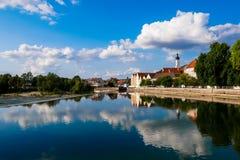 Landsberg am Lech photo libre de droits