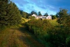 landsbygdsboende Arkivbilder