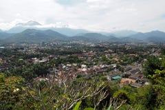 Landscap prabang Luang в Lao Стоковые Изображения RF