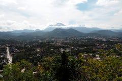 Landscap prabang Luang в Lao Стоковое Фото