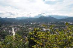 Landscap prabang Luang в Lao Стоковые Изображения