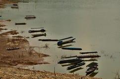 Landscape湖视图 免版税库存照片