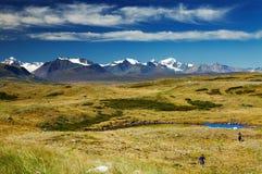 landscape гора Стоковое Изображение