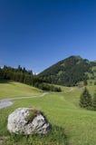 landscape гора Стоковое фото RF