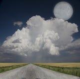 landscape западное стоковые фотографии rf