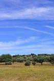 landscape сельское Стоковое Изображение RF