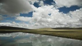 Landscape. Beautiful landscape in tibet, china Royalty Free Stock Photo