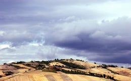 Landscape. Italian view stock photos