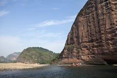 Landscape. Longhu Mountain in  Jiangxi  China Stock Photo