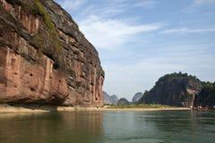 Landscape. Longhu Mountain in  Jiangxi  China Stock Photography