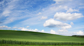 Landscape. Beautiful nature landscape for background Stock Photo