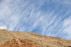 Landscape. Desert mountain landscape Stock Images