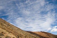 Landscape. Desertic landscape Royalty Free Stock Photo