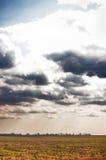 Landscape. In Bessarabia, Ukraine, Odessa Royalty Free Stock Image