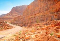 Landscape. Landscape Of Judea Mountains Near Dead Sea Stock Image
