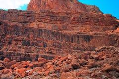 Landscape. Of Judea Mountains Near Dead Sea Stock Image