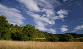 Landscape. From Rodopi Mountain Bulgaria Royalty Free Stock Photos
