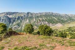 Landscape, Adiyaman Province, East Turkey Royalty Free Stock Photo
