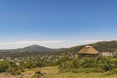 Landscape Aerial View Piriapolis Uruguay Royalty Free Stock Images