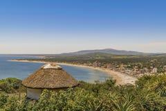 Landscape Aerial View Piriapolis Uruguay Stock Images