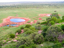 Landscape Africa Royalty Free Stock Photo