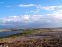 Landscape Africa. Masai Mara Nationalpark Royalty Free Stock Photo