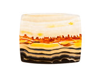 Landscape agate Stock Photos