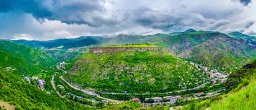 The landscape of Alaverdi Royalty Free Stock Photography
