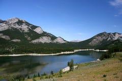 Landscape of Alberta Stock Image