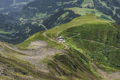 Landscape from Alpes Stock Photo
