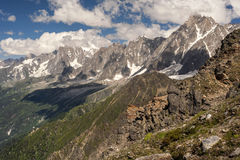 Landscape from Alpes Stock Photography
