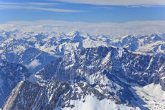Alps mountain Royalty Free Stock Images