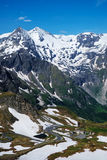 Landscape Alps Royalty Free Stock Image