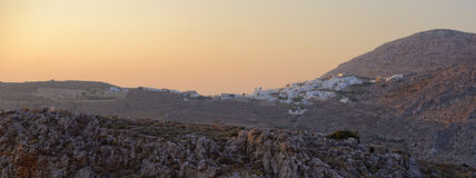 Amorgos Island Royalty Free Stock Images