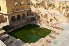 Landscape of ancient castle in India Stock Images