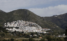 Landscape of Andalucia, Spain Royalty Free Stock Images