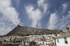 Landscape of Andalucia, Spain Royalty Free Stock Photography