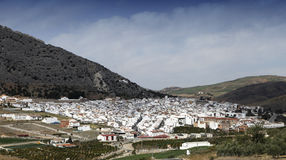 Landscape of Andalucia, Spain Stock Image
