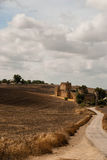 The landscape of Andalusia Stock Images