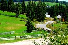 Landscape in Apuseni Mountains, Transylvania Royalty Free Stock Photo