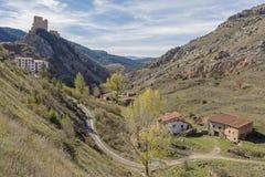 Landscape in Aragon. Spain Royalty Free Stock Photo