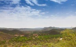 Landscape. A Landscape of Aravali Hills Royalty Free Stock Photography