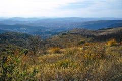 Landscape of Arbanasi. In BULGARIA Stock Photo