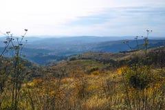 Landscape of Arbanasi. In BULGARIA Royalty Free Stock Photo