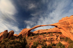 Landscape Arch Royalty Free Stock Photos