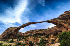 Landscape Arch Royalty Free Stock Photo