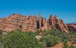 Landscape : Arches National Park Stock Photo